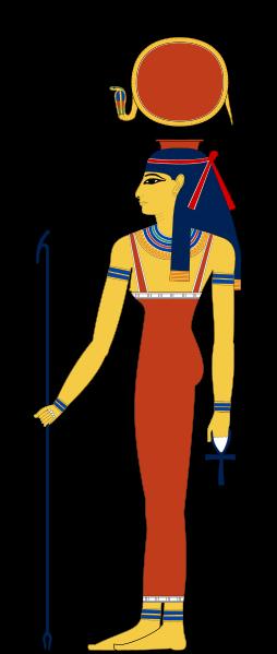 Zeita Hathor - mitologie egipteana, cultura generala
