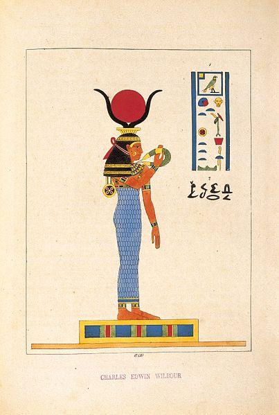 Zeita iubirii si sexualitatii la egipteni