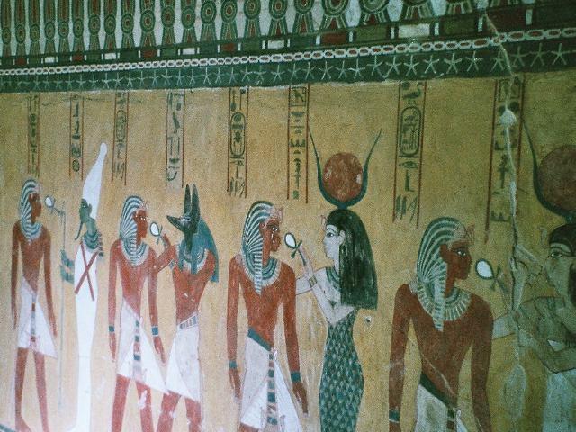 Hathor printer zeitati - mitologie egipteana, cultura generala