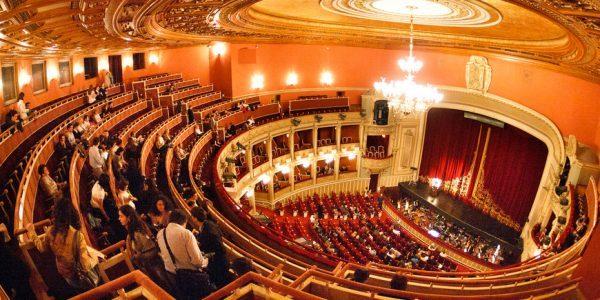 Opera Nationala Bucuresti cultura ziua culturii raftul cu idei