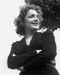 Edith Piaf - Sufletul Parisului
