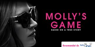 molly's game cronica de film recomandare