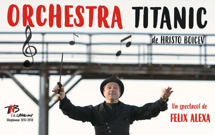 Orchestra Titanic, cronica de teatru