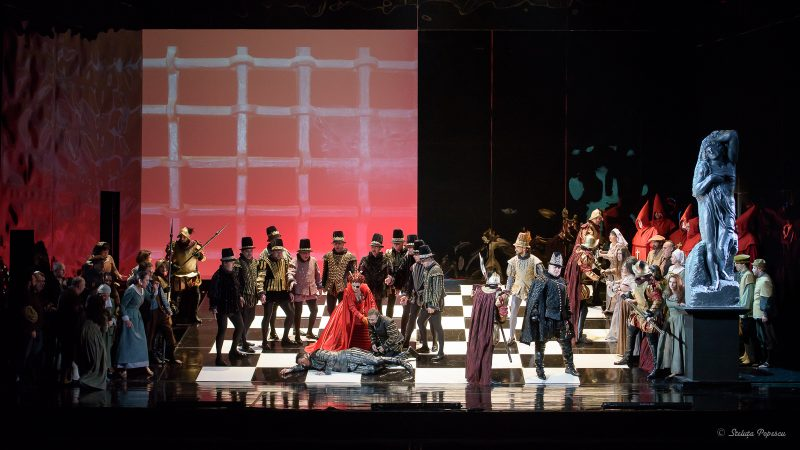 Opera Don Carlo Verdi ONB