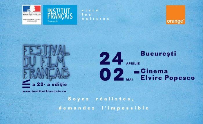 Festivalul Filmului Francez din România - Raftul cu idei
