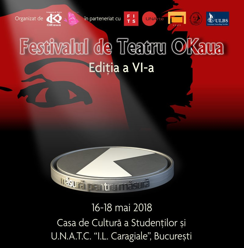 festivalul de teatru okaua raftul cu idei