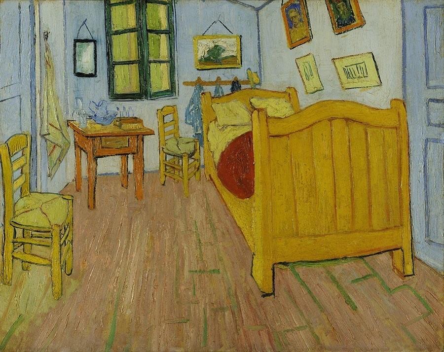Pictori celebri - Vincent van Gogh - Raftul cu idei