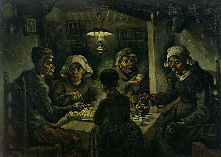 Van Gogh - pictori celebri - Raftul cu idei