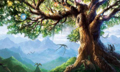 copacul lumii Yggdrasil mitologie nordica educatie cultura generala