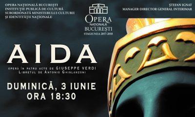 Aida Giuseppe Verdi Opera Nationala Bucuresti Raftul cu idei