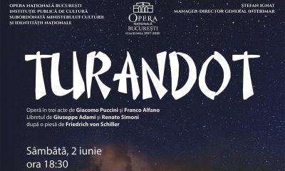 Turandot la Opera Nationala Bucuresti - Raftul cu idei