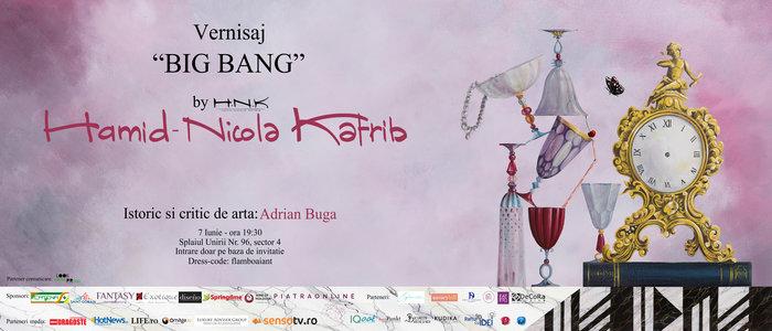 Hamid-Nicola Katrib Big Bang Raftul cu idei