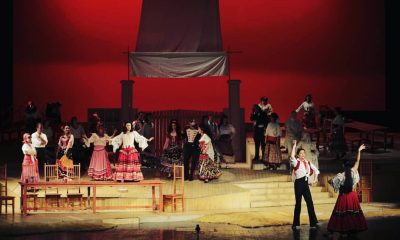 Raftul cu idei Carmen Bizet opera