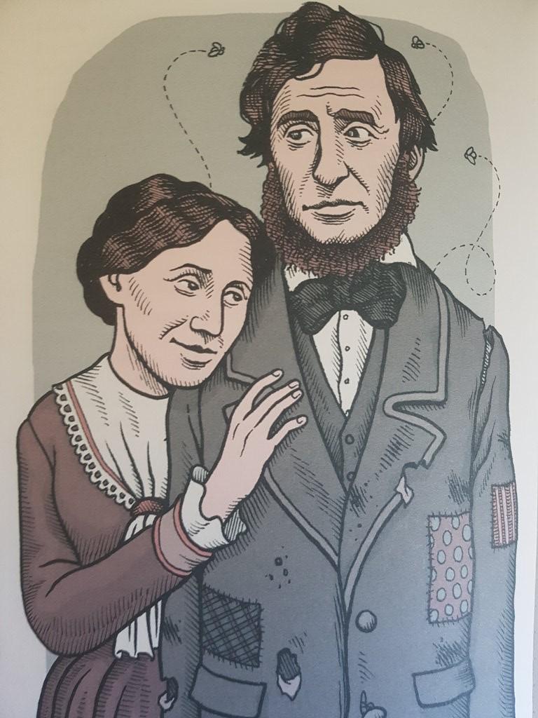 Henry David Thoreau Raftul cu idei