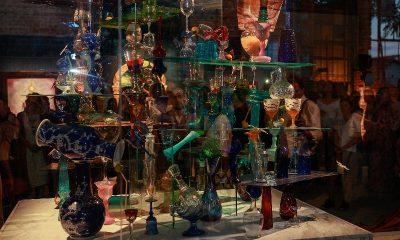 Hamid-Nicola Katrib vernisaj Big Bang Raftul cu idei