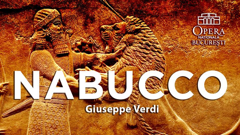Nabucco Verdi Opera Raftul cu idei