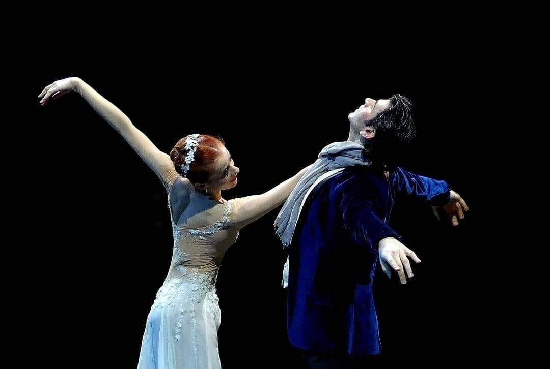 Romeo si Julieta balet Raftul cu idei eveniment cultural