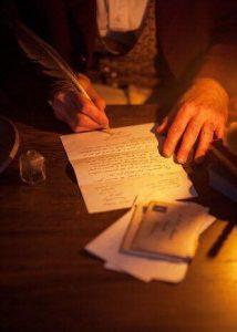 Scrisori de dragoste