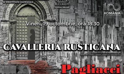 Cavalleria Rusticana & Pagliacci opera raftul cu idei
