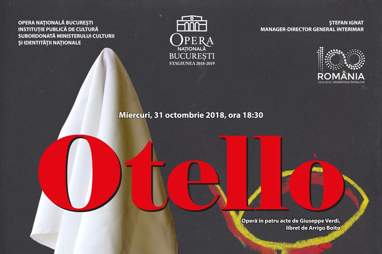 Raftul cu idei Otello Opera eveniment cultural