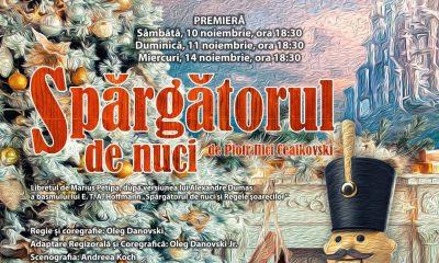 balet ONB Spargatorul de nuci premiera Raftul cu idei eveniment cultural