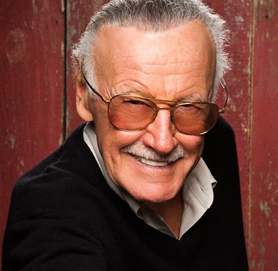 stan lee omagiu raftul cu idei film benzi desenate marvel