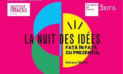 Raftul cu idei educatie Noaptea ideilor 2019