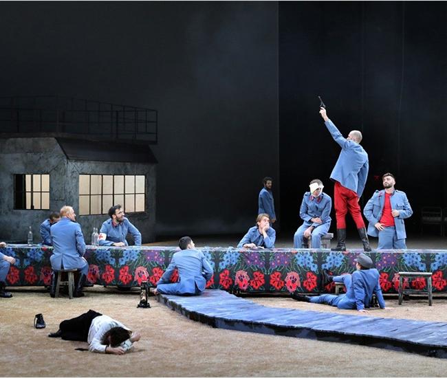 Padurea spanzuratilor, de Radu Afrim, cronica de teatru