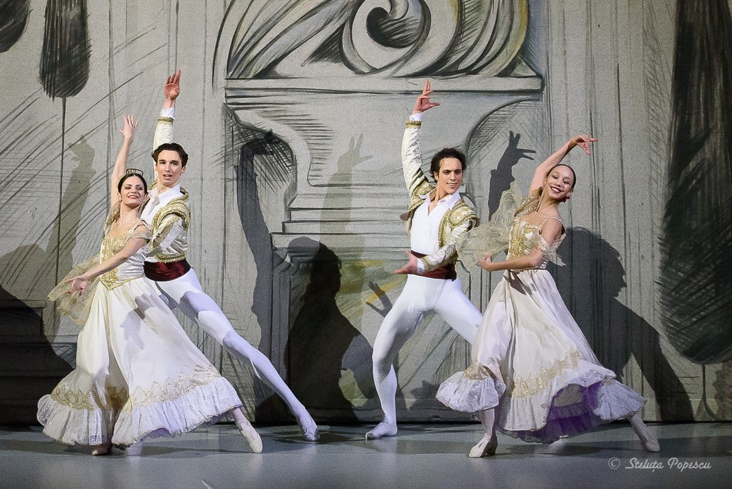Raftul cu idei ONB balet Don Quijote