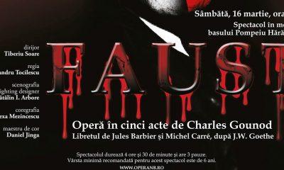 Faust Raftul cu idei Opera Nationala Bucuresti