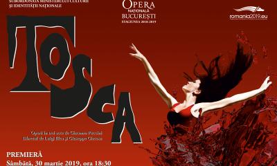 Raftul cu idei opera Tosca ONB