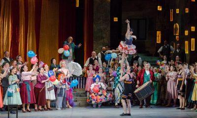 Raftul cu idei Cavalleria Rusticana & Pagliacci Opera