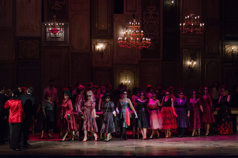 La Traviata Verdi Raftul cu idei opera ONB