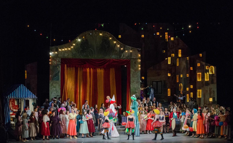 Cavalleria Rusticana & Pagliacci opera nationala bucuresti