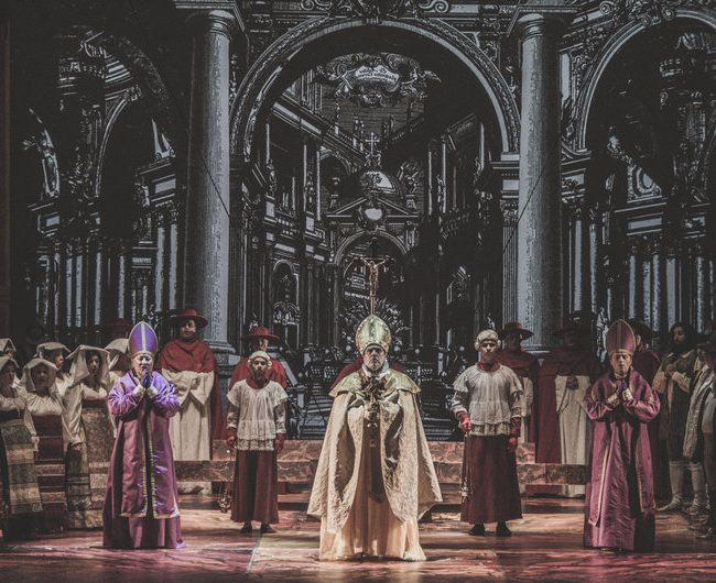 Tosca Puccini Raftul cu idei Opera