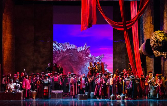 Trubadurul Raftul cu idei Opera Verdi