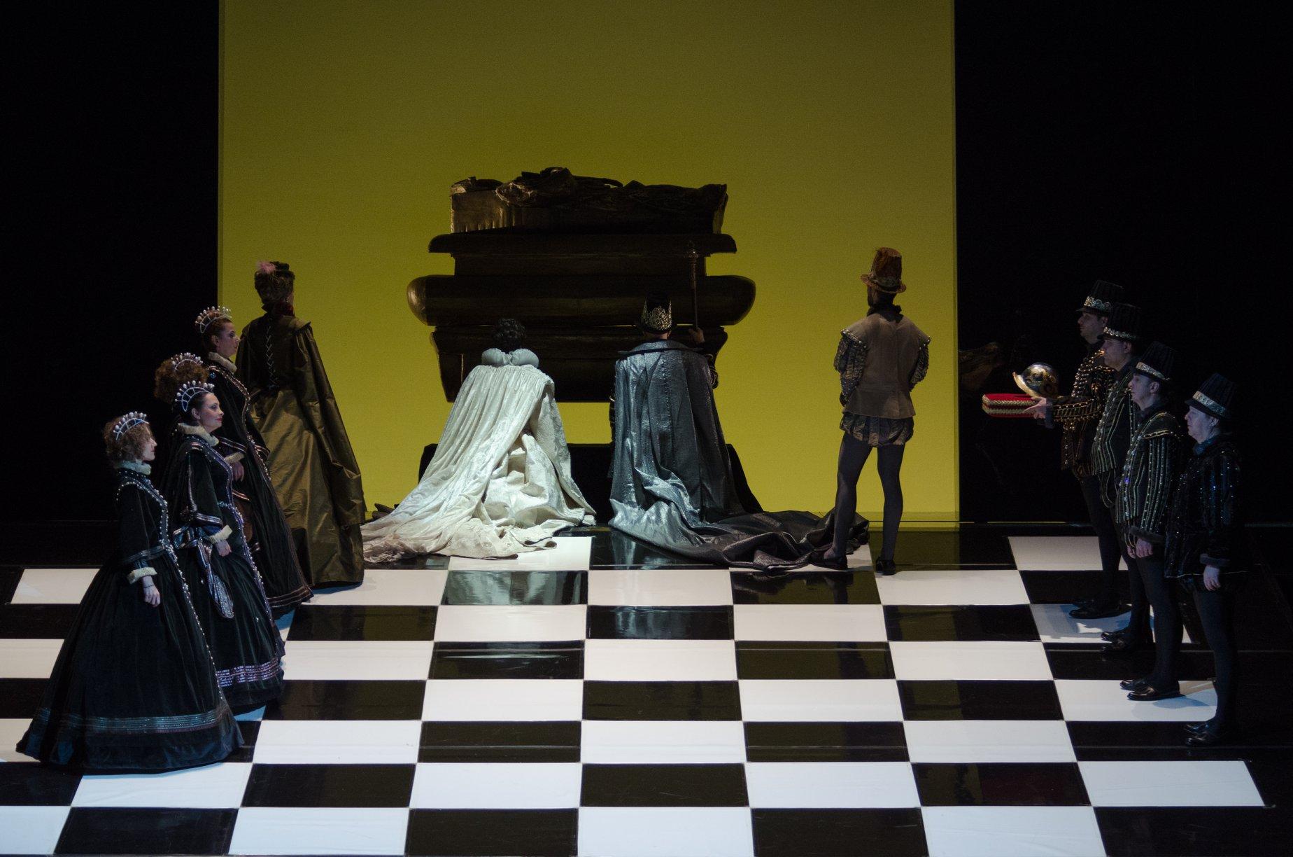 Don Carlo opera ONB Raftul cu idei
