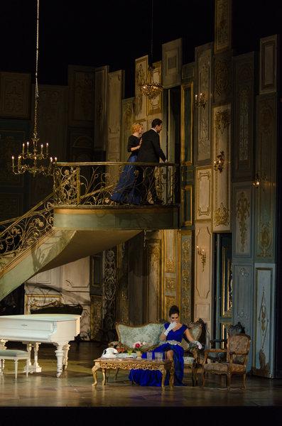 La Traviata ONB opera Raftul cu idei