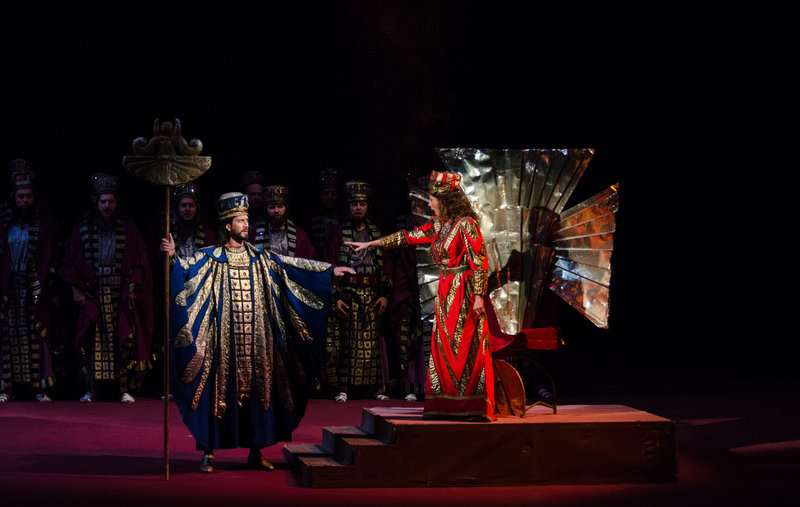 Nabucco Verdi opera ONB Raftul cu idei