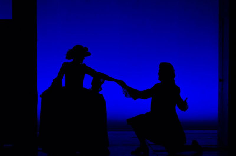 Nunta lui Figaro opera Mozart ONB Raftul cu idei