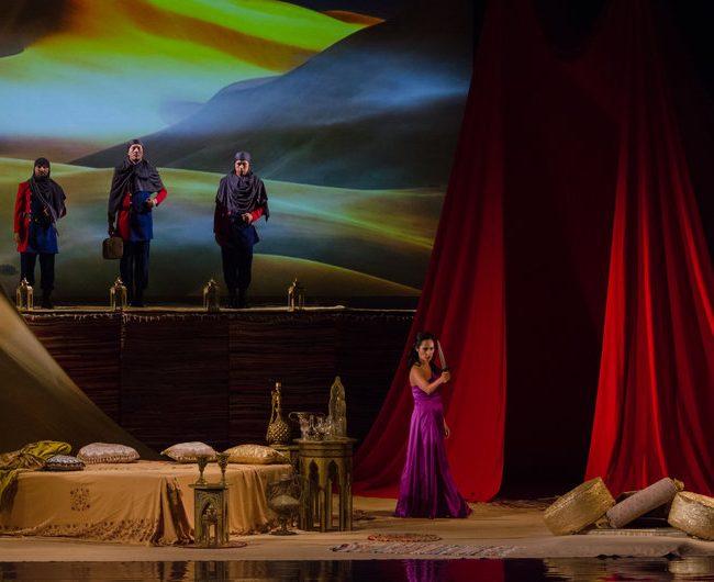 Samson și Dalila opera ONB Raftul cu idei