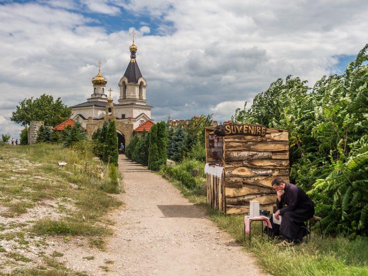 Orheiul Vechi Moldova calatorii