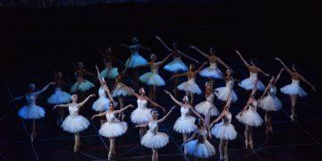 Lacul Lebedelor balet ONB Raftul cu idei